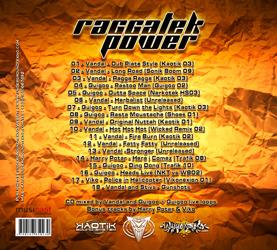 Raggatek Power CD