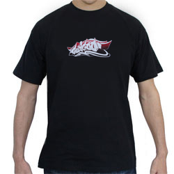 Guigoo Black T Shirt
