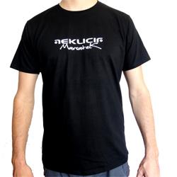 T Shirt Noir Teklicit Marsatek
