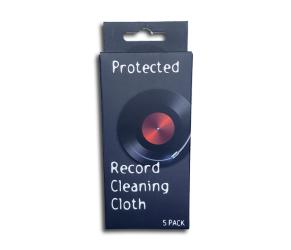 Anti Static Cloth For Vinyl Cleaning