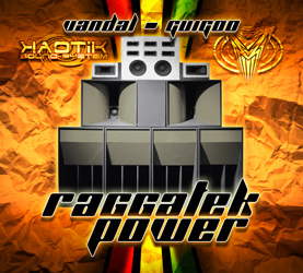 Raggatek Power CD