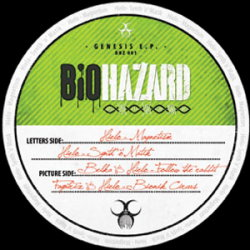 Biohazard 01