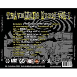 CD Travelling Music Vol 01