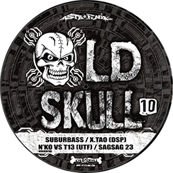 Old Skull 10 Picture