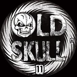 Old Skull 11