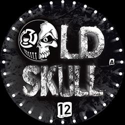 Old Skull 12