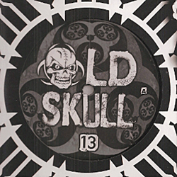 Old Skull 13