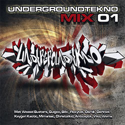 Undergroundtekno Mix Volume 1