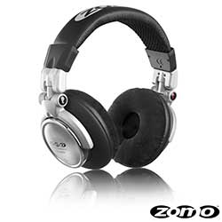 Headphones HD-1200 Black