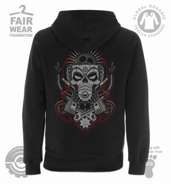 Sweat Fuel Skull Noir