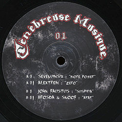 Tenebreuse Musique 01