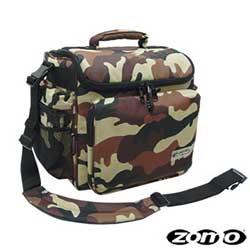 Zomo DJ-Tank Camouflage Marron