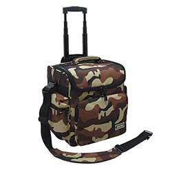 Zomo DJ-Trolley Camouflage Brown