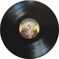 Acid Avengers Records 01