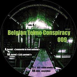 Belgian Tekno Conspiracy 09