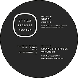 Critical Systems 04