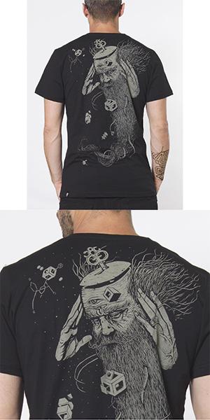 T Shirt Nexus Black