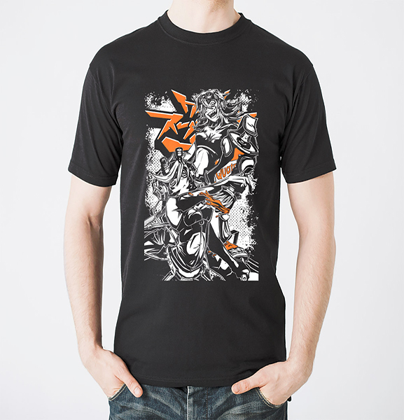 T Shirt Sharpnelsound 3