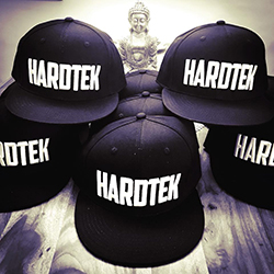 HARDTEK Caps