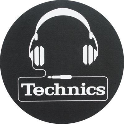 Slipmats - Technics Headphones