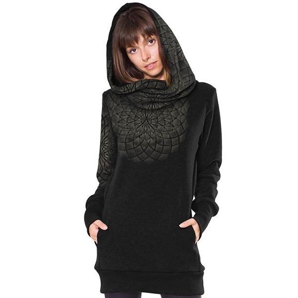 Robe Lotus Black