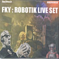Robotik Liveset CD