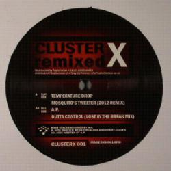 Cluster X 01