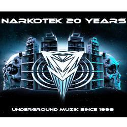 Drapeau Narkotek 20 Years