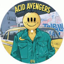 Acid Avengers Records 16