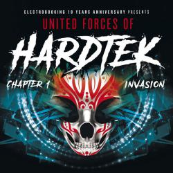 United Forces of Hardtek CD