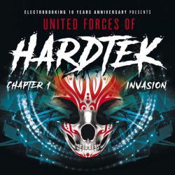 United Forces of Hardtek CD