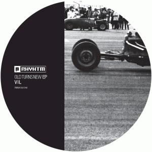 Planet Rhythm UK BLK 40 RP